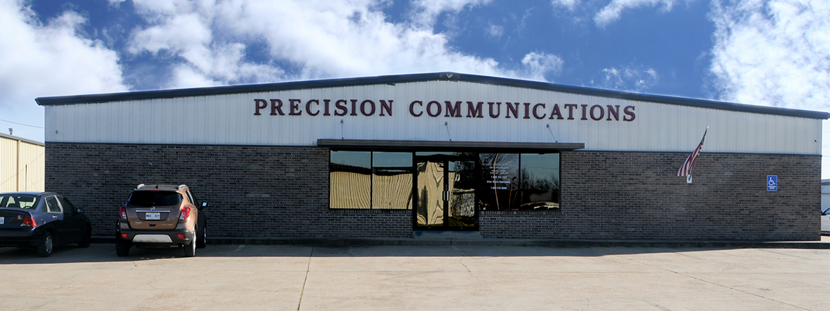 About Us - Precision Communications